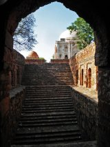 Delhi's step-wells – stepping back in time